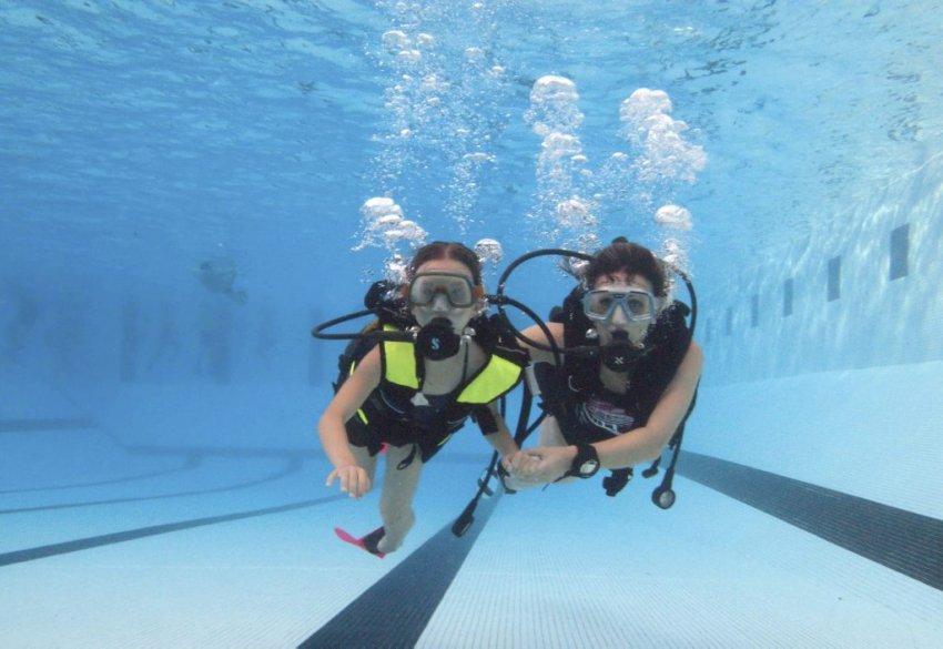 Cours de plongée limoges